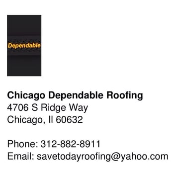 Perfect Photo Of Chicago Dependable Roofing   Chicago, IL, United States. This  Company Also