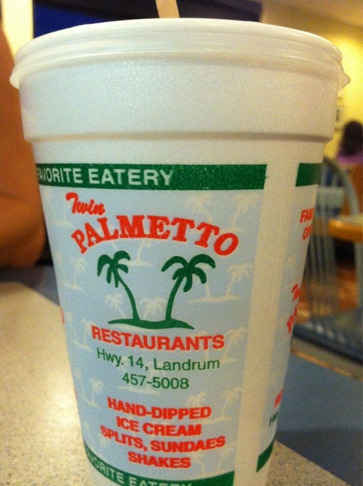 Twin Palmetto Fine Food: 326 Hillcrest Dr, Laurens, SC