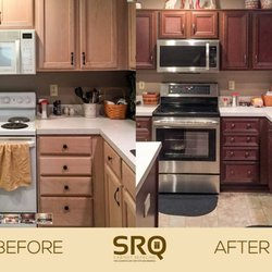 Photo Of Srq Cabinet Refacing Sarasota Fl United States
