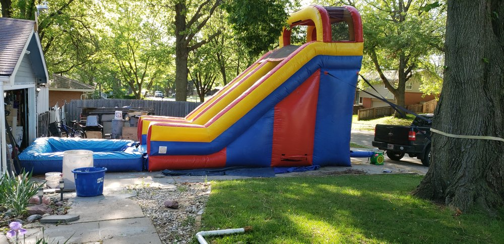 Husker N-Flatables & Bounce House Rentals: 3930 N 15th St, Lincoln, NE