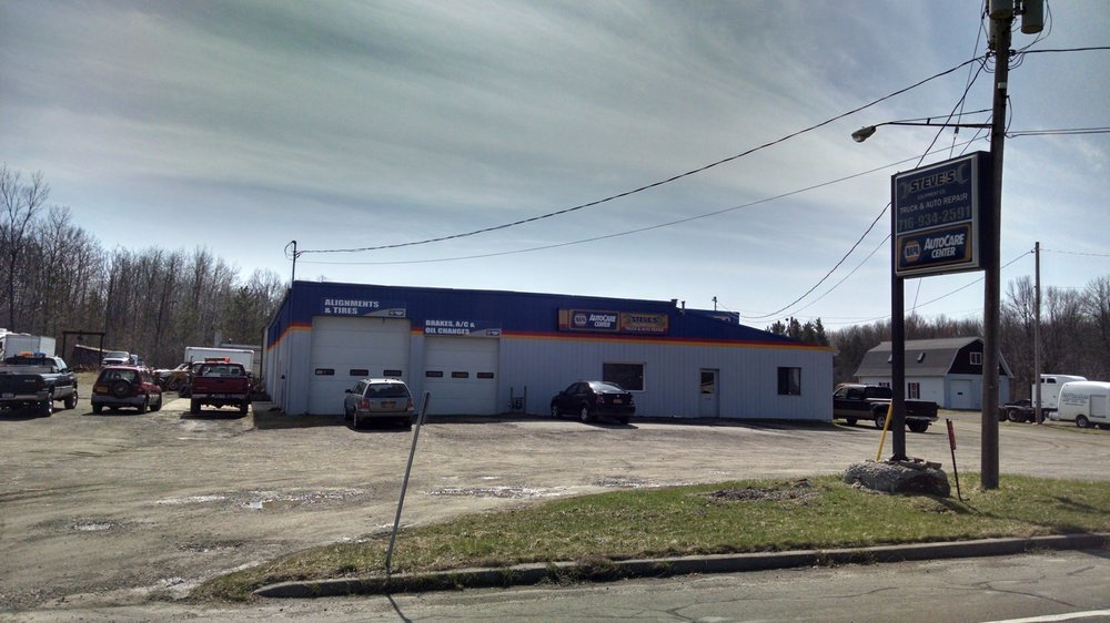 Steve's Equipment  Truck and Auto Repair: 1915 Lake Rd, Silver Creek, NY