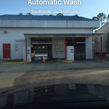 Touchless automatic wash car wash 4553 sunbeam rd southside photo of touchless automatic wash jacksonville fl united states 2 automatic bays solutioingenieria Image collections