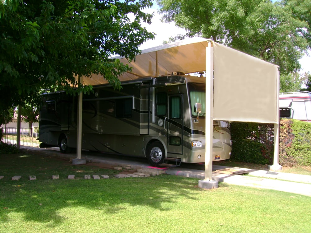 Rvs Are A Big Investment Protect Yours With An Rv Cover