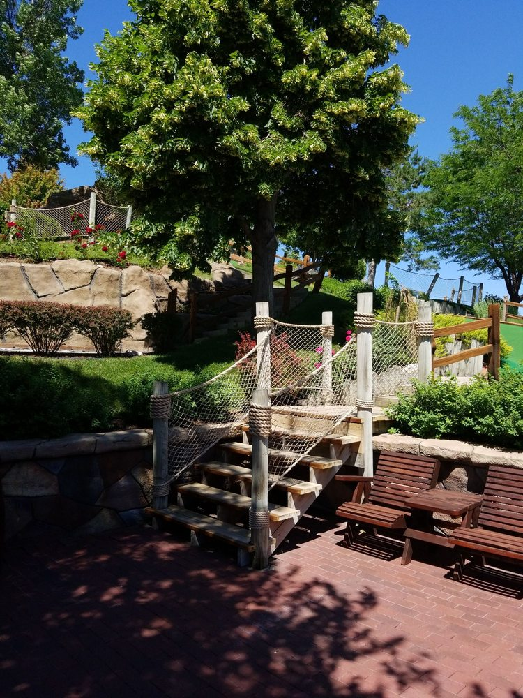 Social Spots from Pirates Cove Adventure Golf