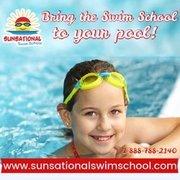 Sunsational Swim School Private Lessons