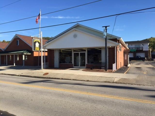 Louisa Drug Store: 408 N Lock Ave, Louisa, KY