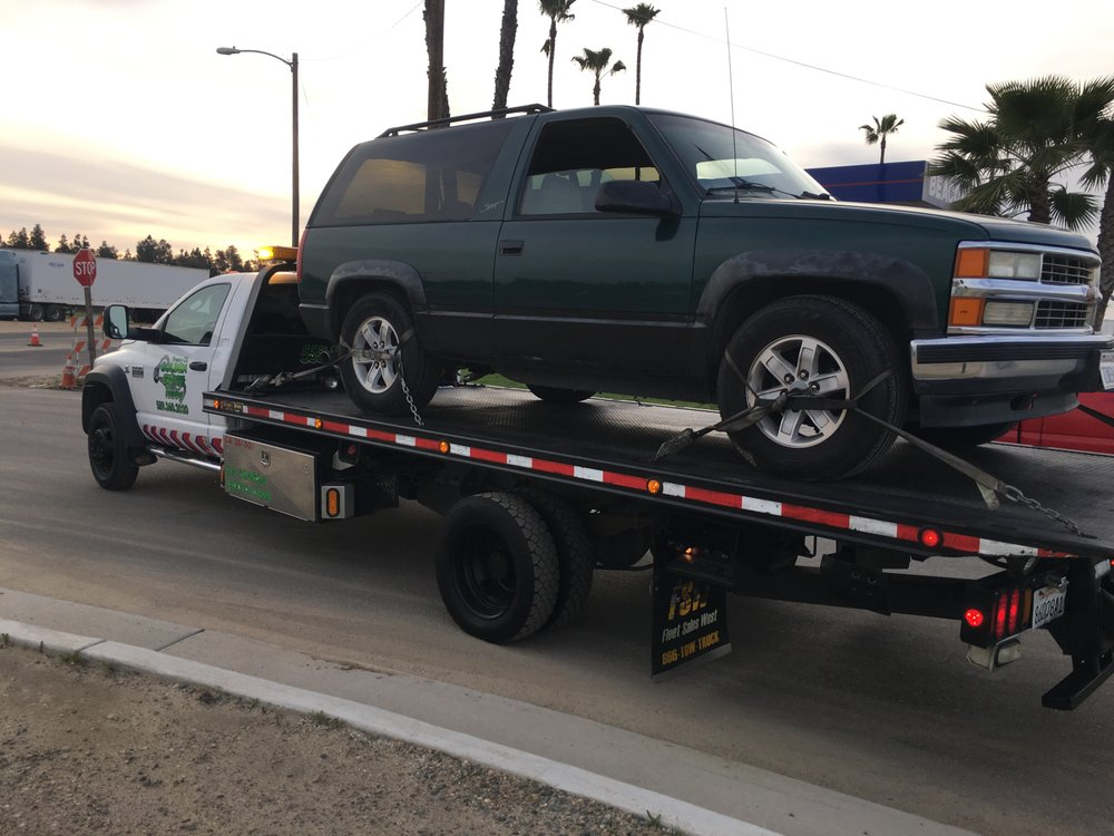 Golden State Towing: 7065 N Weber Ave, Fresno, CA