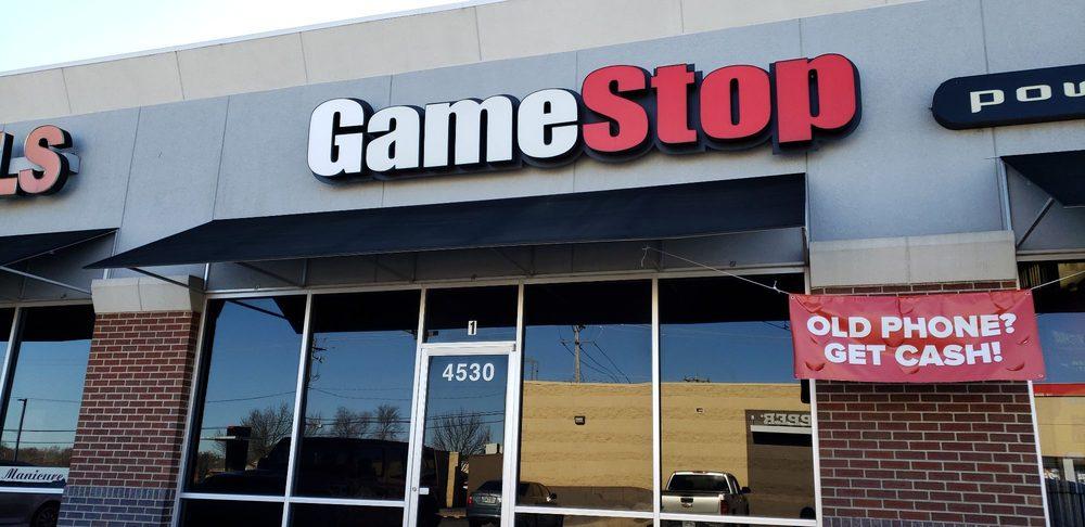 Gamestop: 4530 E McCain Blvd, North Little Rock, AR