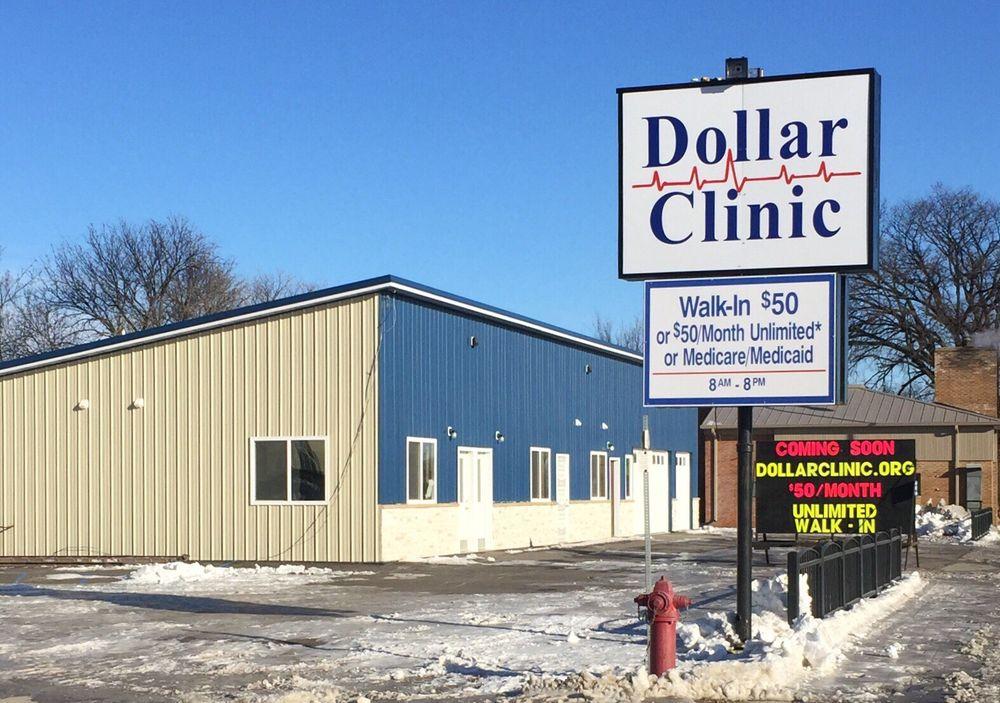 Dollar Clinic: 1002 1st Ave N, Moorhead, MN