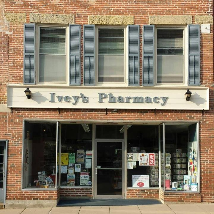 Ivey's Pharmacy: 128 High St, Mineral Point, WI