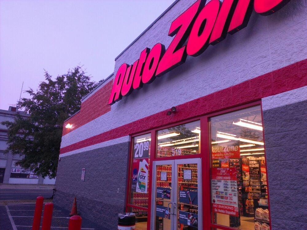 Autozone Rhode Island Ave Dc