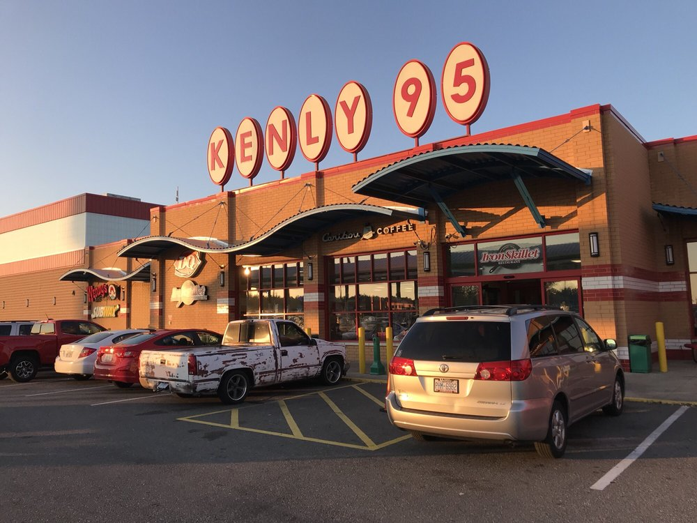 Dairy Queen: 923 Johnston Pkwy, Kenly, NC