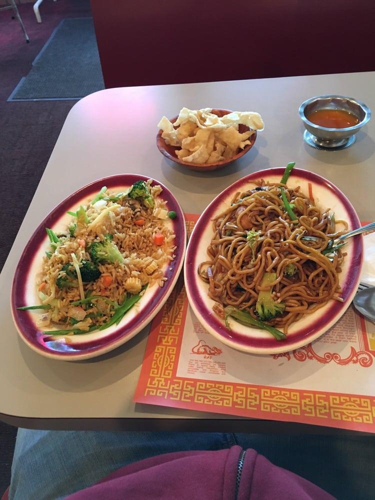 Hong Kong Chinese Restaurant: Kings Shopping Ctr, Minersville, PA