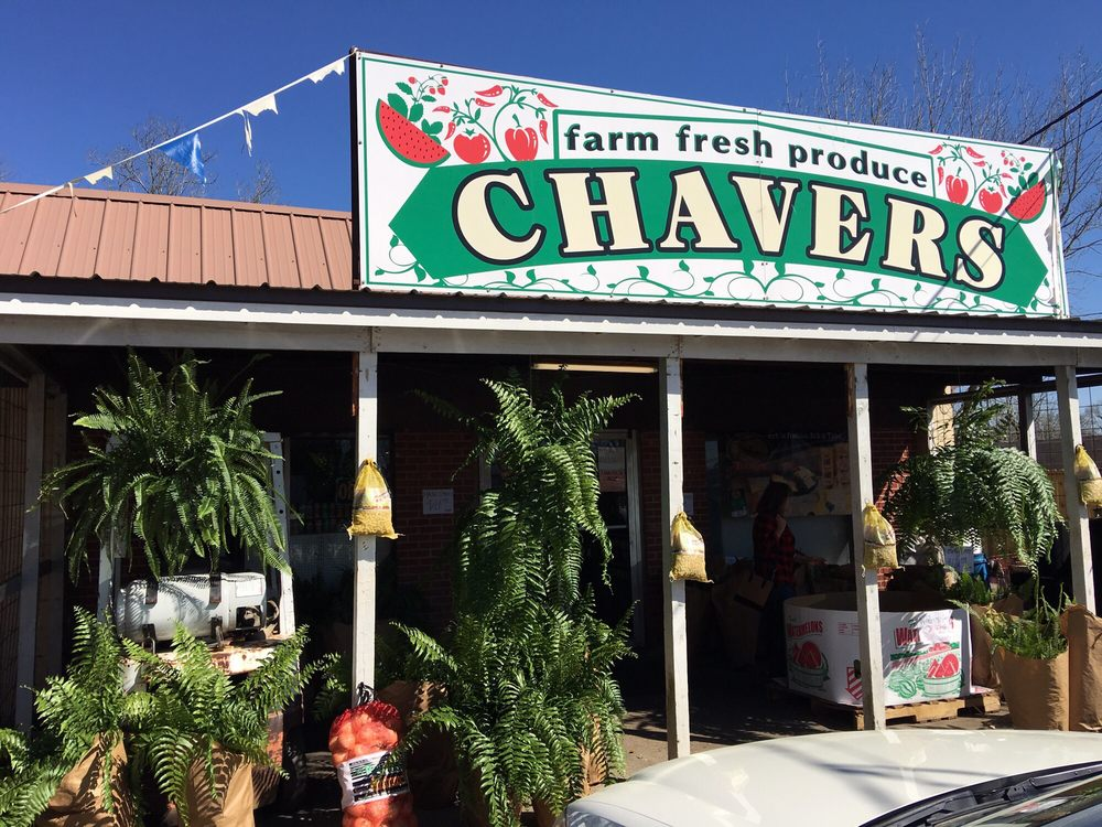 Chavers Farm Fresh Produce: 214 Winter St, Lucedale, MS