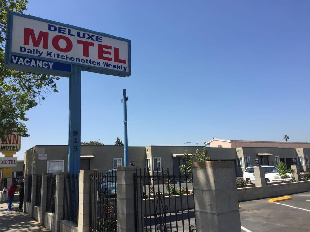 Deluxe Motel Pomona Ca