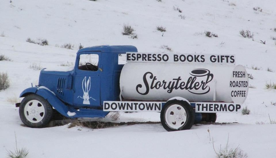 Storyteller: 524 Broadway, Thermopolis, WY