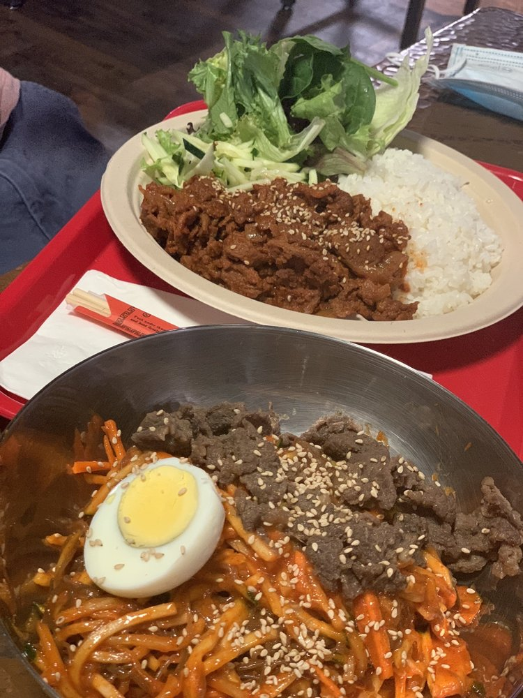Food from Seoul Kitchen
