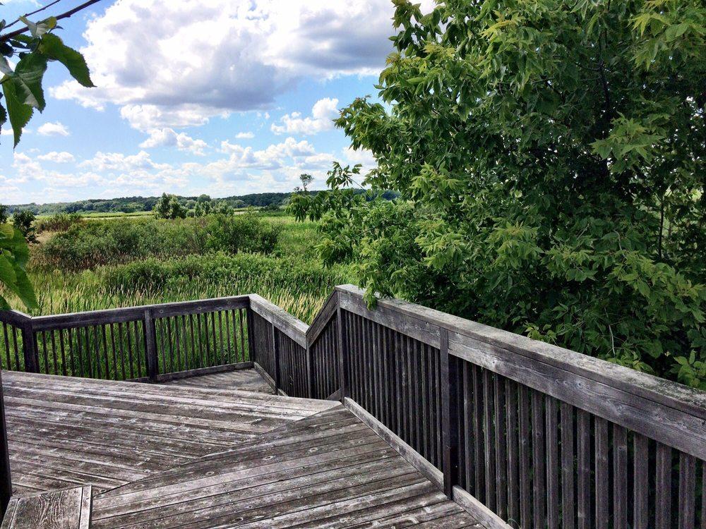 Elizabeth Lake Nature Preserve Varga Archaeological Site: 11000 Lakeview Rd, Richmond, IL
