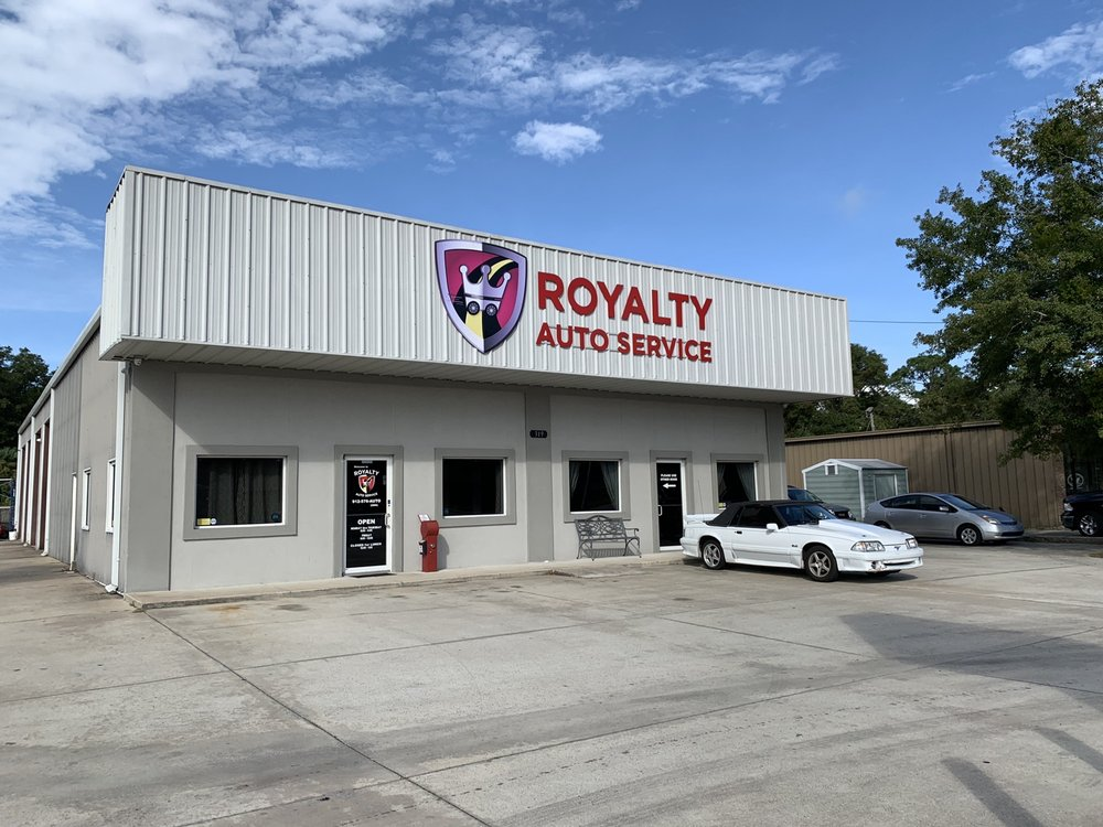 Royalty Auto Service: 319 Charlie Smith Sr Hwy, St Marys, GA