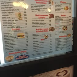 New Center Grill - 14 Reviews - Food - 3031 W Grand Blvd Fl 2 Ste