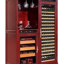 Royal Wine Cabinets Closed Cabinetry 15451 Rojas St Hacienda