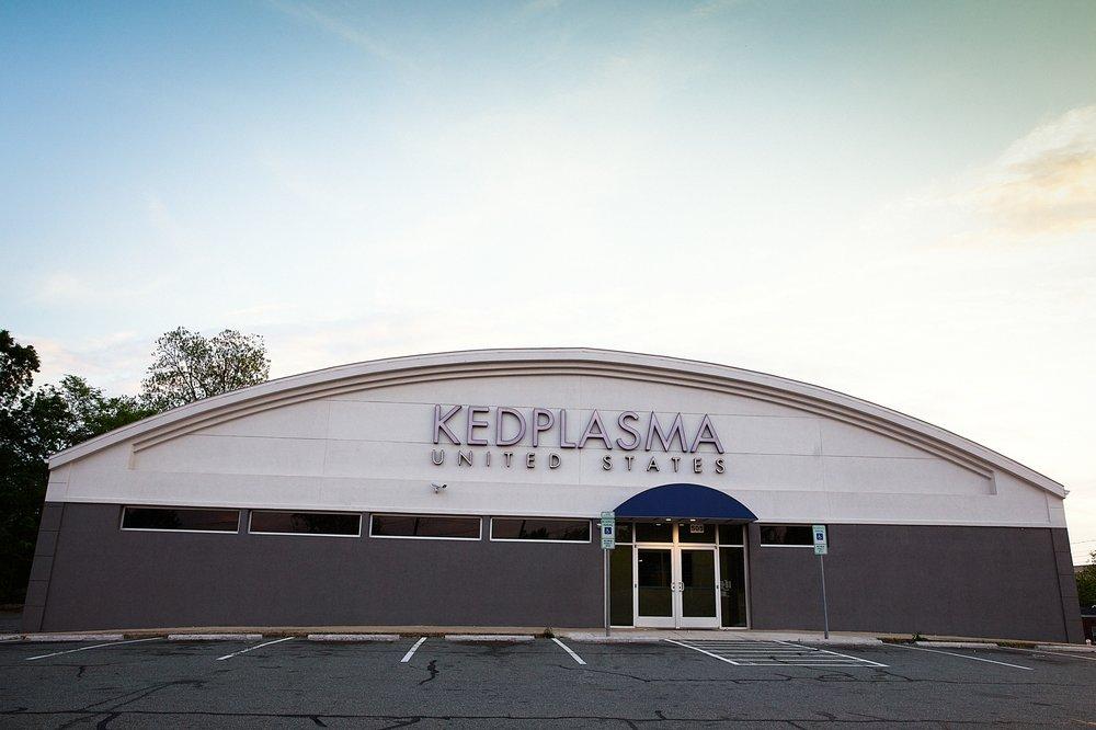KEDPLASMA: 505 E Webb Ave, Burlington, NC