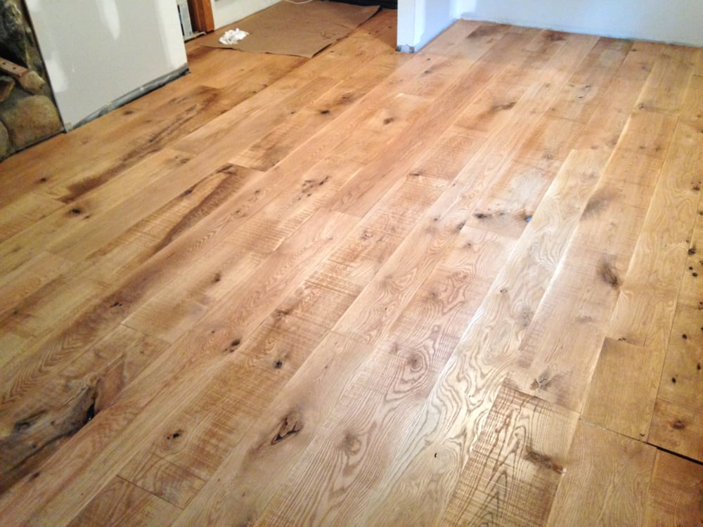 Molton Flooring Raleigh on Quarter Sawn Flooring