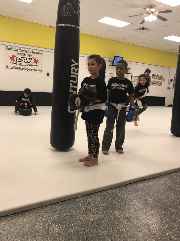 Fighting Concepts Academy: 3651 S Randolph St, Hobart, IN