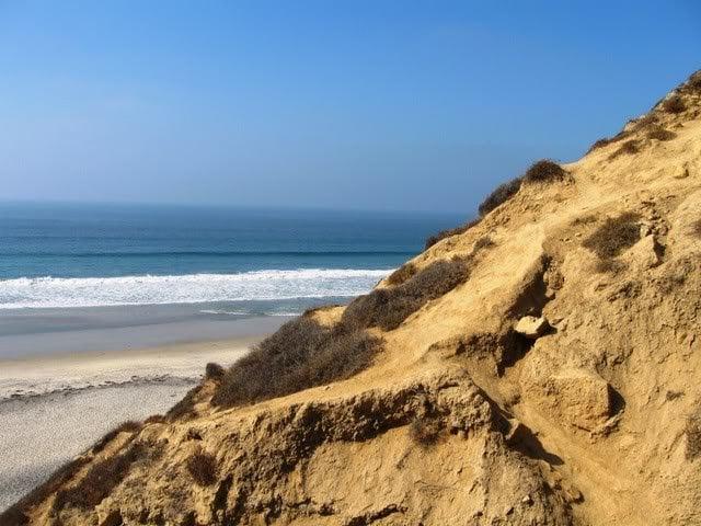 Blacks Beach, La Jolla, CA - California Beaches