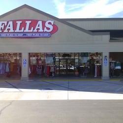 cf75810ae81 Fallas - Discount Store - 1550 Hwy 99
