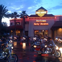 Bruce Roossmeyer S New Smyrna Beach Harley Davidson Motorcycle