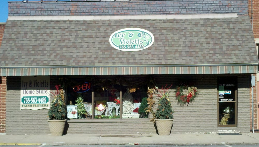 Ivy & Violetts Home Store: 116 E 3rd, Brookston, IN