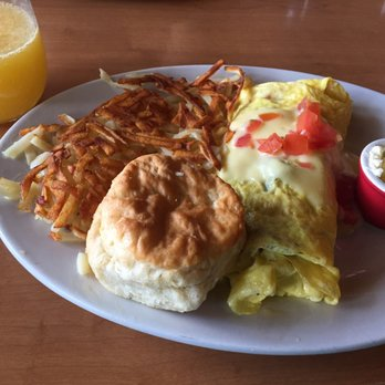 Photo Of Elmer S Restaurant Tigard Or United States Veggie Omelet