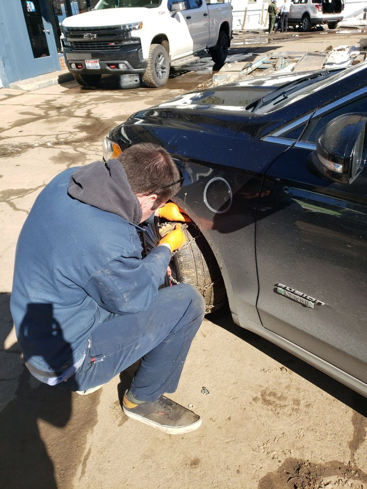 Mercer Automotive & Tire: 225 W Big Bear Blvd, Big Bear, CA