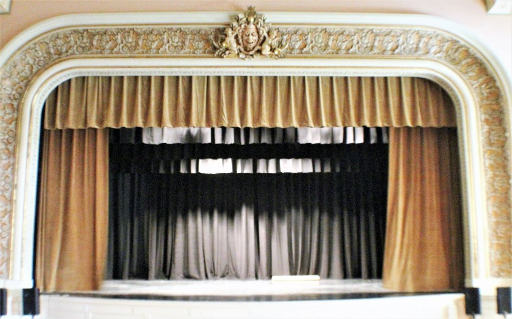 Claremont Opera House: 58 Opera House Square, Claremont, NH