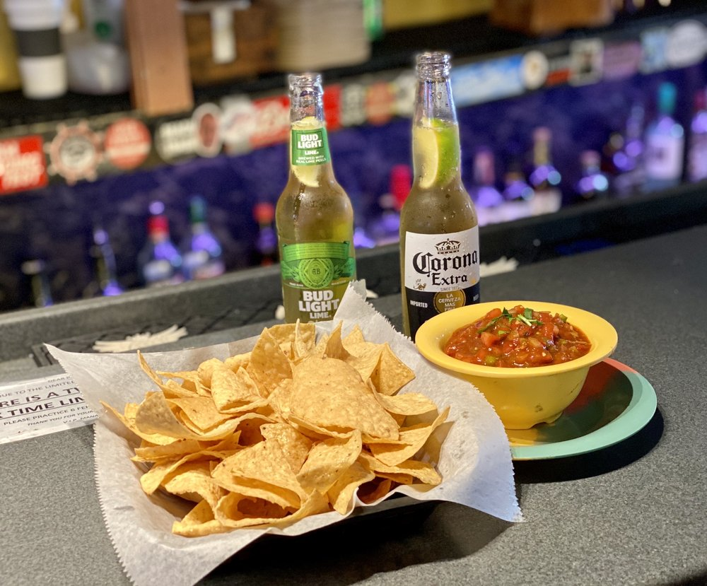 The VIP Mexican Restaurant & Lounge: 10625 Gulf Blvd, Treasure Island, FL