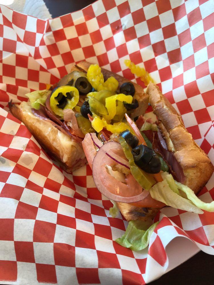 Pellegrino's Italian Foods And Market: 449 Conewango Ave, Warren, PA