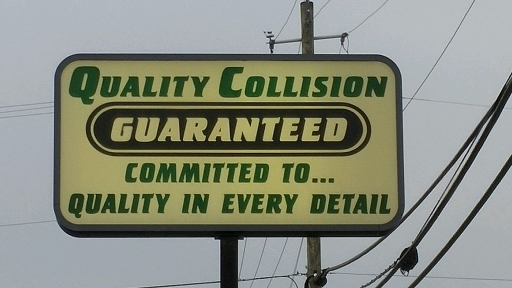 Quality Collision: 350 Brook Ave, Kingston, PA