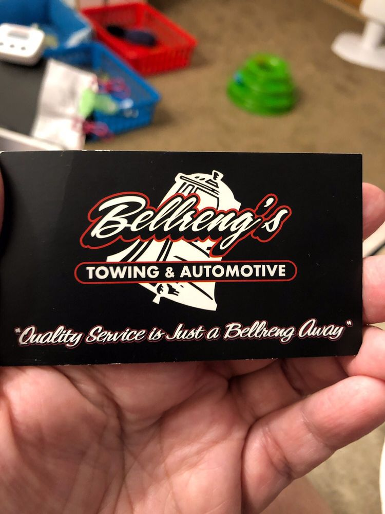 Towing business in Amherst, NY
