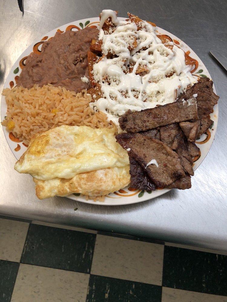 La Mexicana Taqueria: 1206 E End Blvd S, Marshall, TX