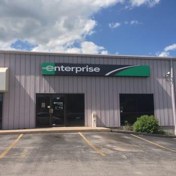 Enterprise Car Rental Springfield Mo Kearney
