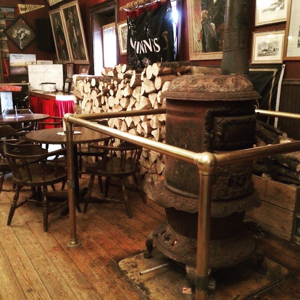 Bale of Hay Saloon: 344 W Wallace St, Virginia City, MT