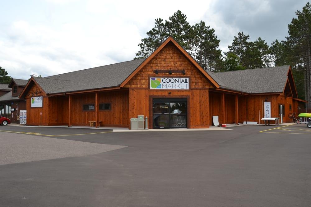 Coontail Market: 5462 Park St, Boulder Junction, WI