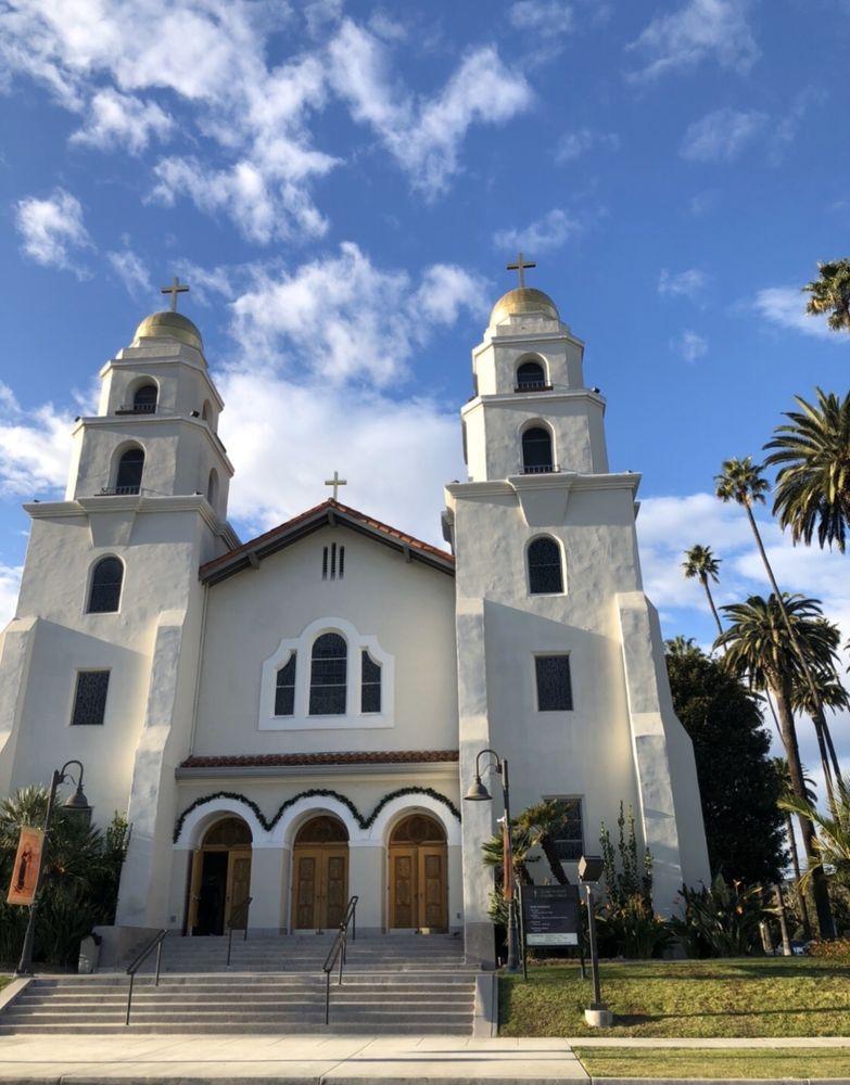 Church of the Good Shepherd: 504 N Roxbury Dr, Beverly Hills, CA