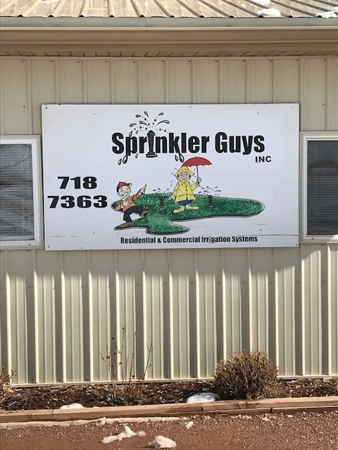 Sprinkler Guys: 6512 Custer St, Black Hawk, SD