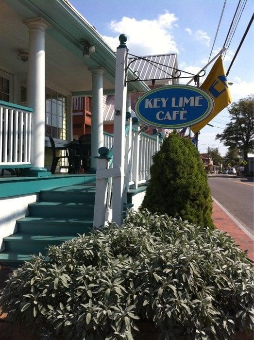 Key Lime Cafe St Michaels Md