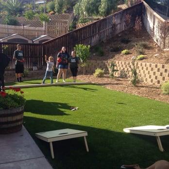 Photo Of Growmore Gardens Lawn Aeration   Murrieta, CA, United States