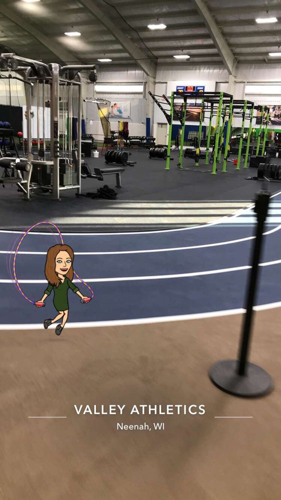 Valley Fitness and Racquet: 720 E Shady Ln, Neenah, WI