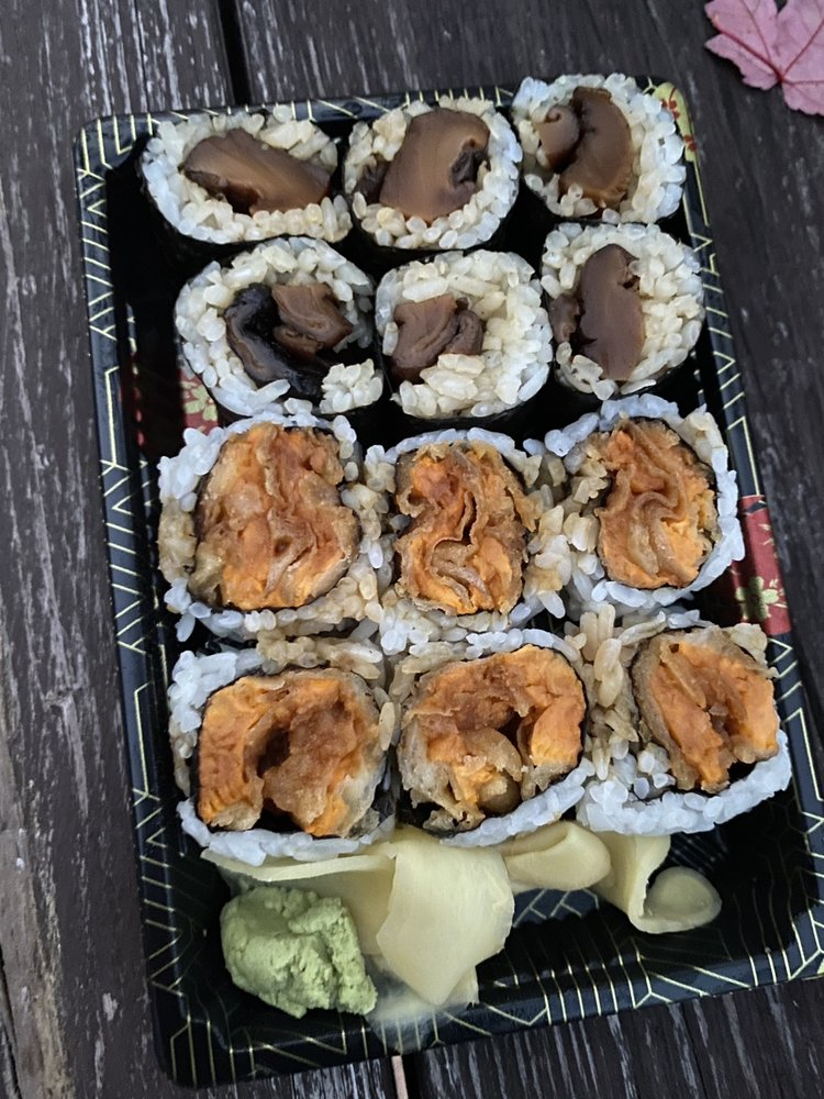 Mitsuba Japanese Cuisine: 1720 Black River Blvd N, Rome, NY