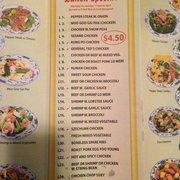 menu2 photo of fu garden grand rapids mi united states - Fu Garden
